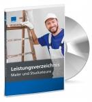 Leistungsverzeichnis Maler und Stuckateure.