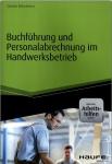 Buchführung und Personalabrechnung im Handwerksbetrieb.