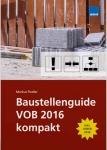 Baustellenguide VOB 2016 kompakt