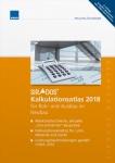 sirAdos Kalkulations-Atlas 2018 für Roh- und Ausbau im Neubau