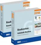 BKI Baukosten Neubau 2018. 2 Bände.