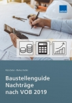 Baustellenguide Nachträge