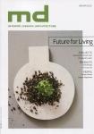 md. INTERIOR I DESIGN I ARCHITECTURE. Zeitschrift. Jahres-Abo