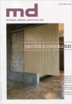 md. INTERIOR I DESIGN I ARCHITECTURE. Zeitschrift. Kennenlern-Abo