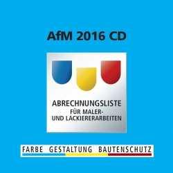 AfM 2016 auf CD-ROM.