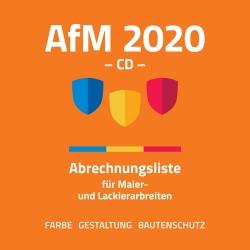 AfM 2020 auf CD-ROM. Passend zum Tabellenbuch!