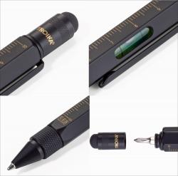 Multi-Pen Schwarz/Gold.