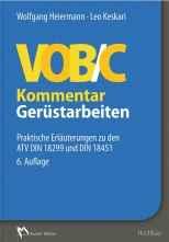 Gerüstarbeiten - Kommentar VOB/C.