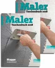 Maler-Taschenbuch 2018.