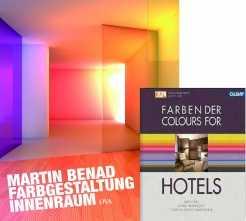 Farb- und Raumgestaltung in der Praxis.