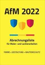 AfM 2022. Tabellenbuch.
