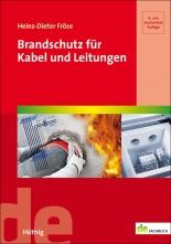 Brandschutz für Kabel und Leitungen.