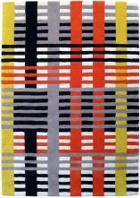 Anni Albers: Bauhaus Teppich Study Rug.