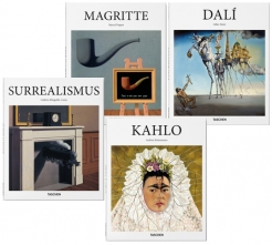 Der Surrealismus & seine Künstler: Dali, Magritte, Kahlo