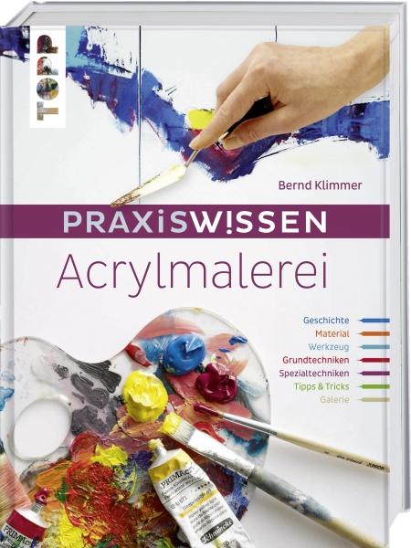 Praxiswissen Acrylmalerei.