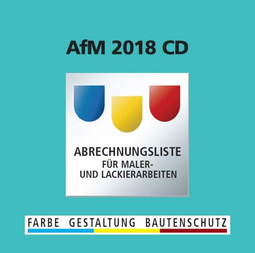 AfM 2018 auf CD-ROM.