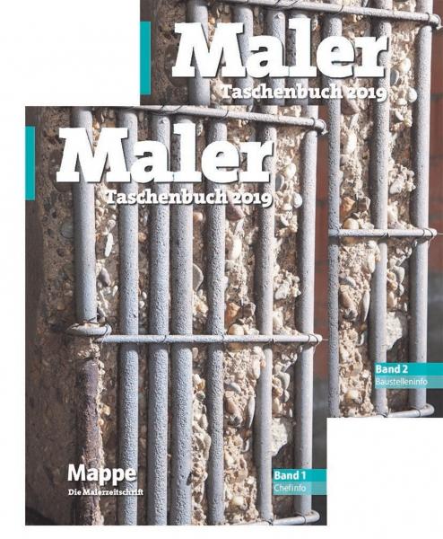 Maler-Taschenbuch 2019.