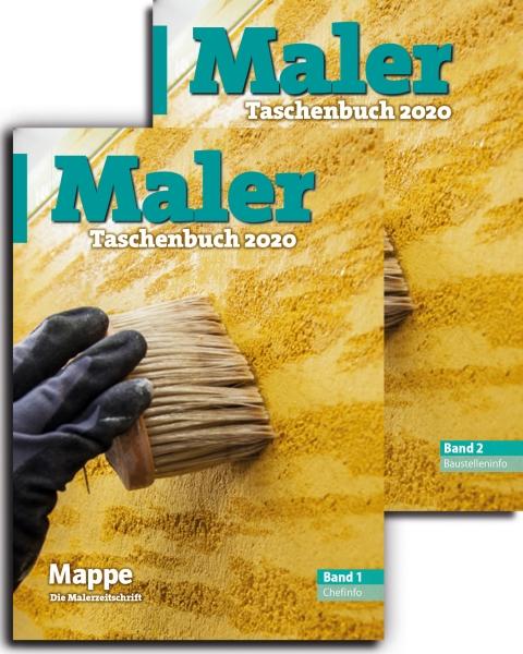 Maler-Taschenbuch 2020