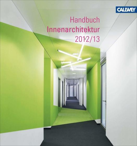 bdia handbuch innenarchitektur 2012/2013.   malerblatt medienservice, Innenarchitektur ideen