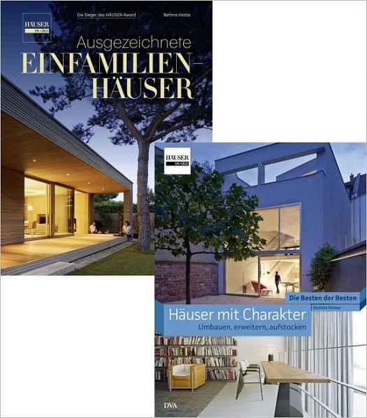 Ausgezeichnete Einfamilienhäuser & Umbauprojekte
