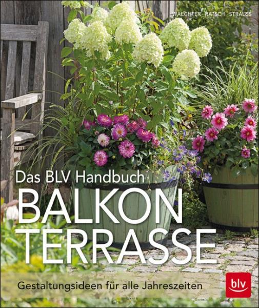 Handbuch Balkon & Terrasse.