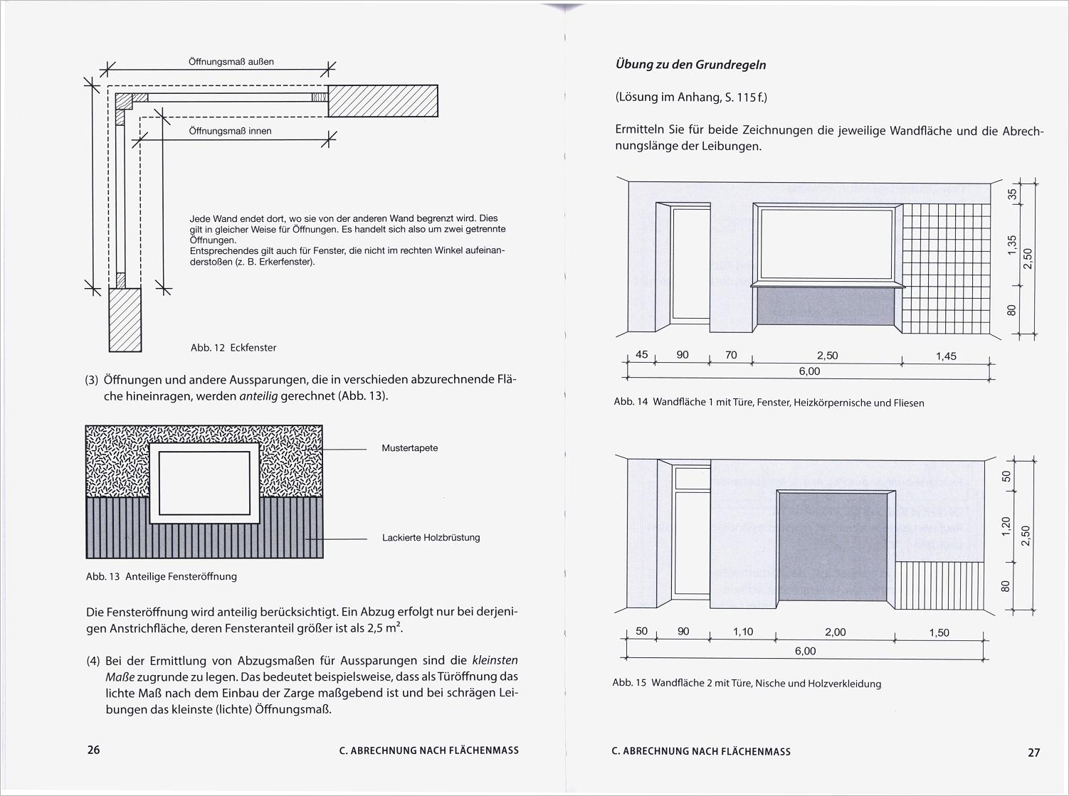 abrechnung und aufma malerblatt medienservice. Black Bedroom Furniture Sets. Home Design Ideas
