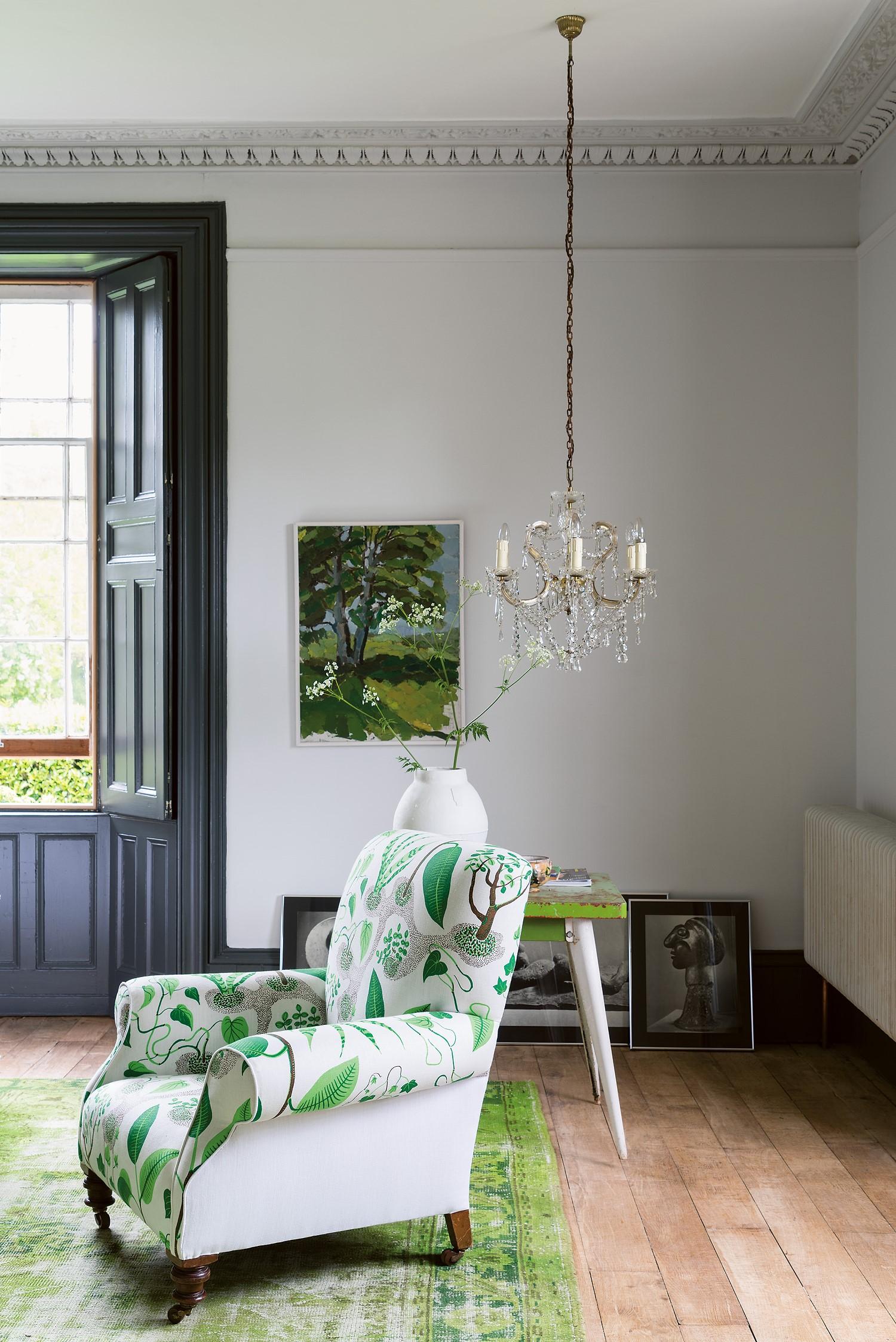 stilvoll wohnen mit farbe malerblatt medienservice. Black Bedroom Furniture Sets. Home Design Ideas