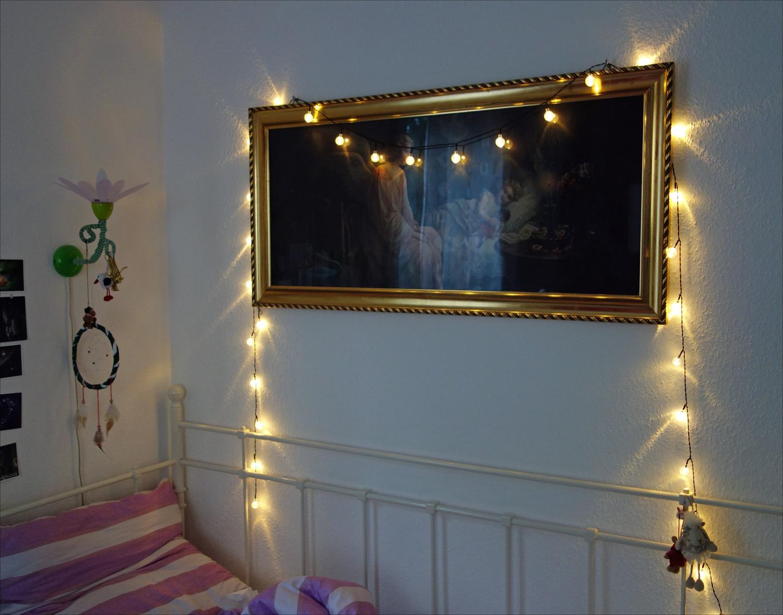 led lichterkette 6m l nge exklusiv bei uns malerblatt. Black Bedroom Furniture Sets. Home Design Ideas