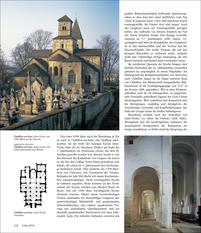 Architektur landschaft provence burgund die for Architektur zeitschriften
