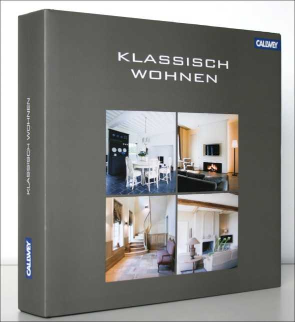 klassisch wohnen malerblatt medienservice. Black Bedroom Furniture Sets. Home Design Ideas