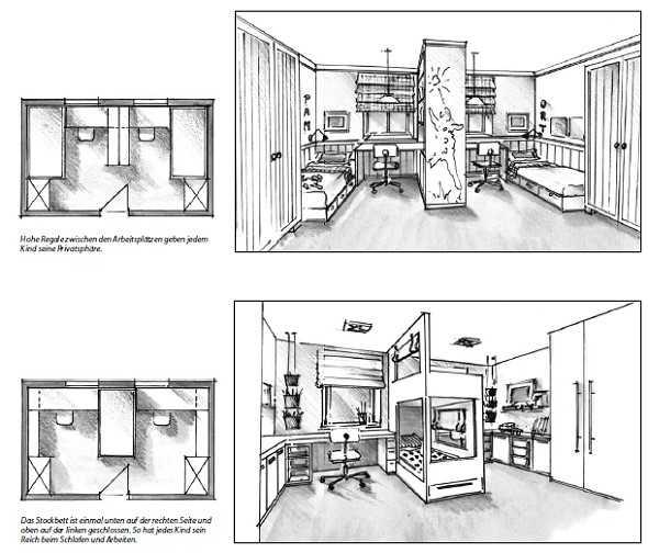 innenräume | malerblatt medienservice, Innenarchitektur ideen