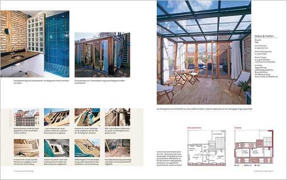 dachausbau sch ner wohnen unterm dach altbau malerblatt medienservice. Black Bedroom Furniture Sets. Home Design Ideas