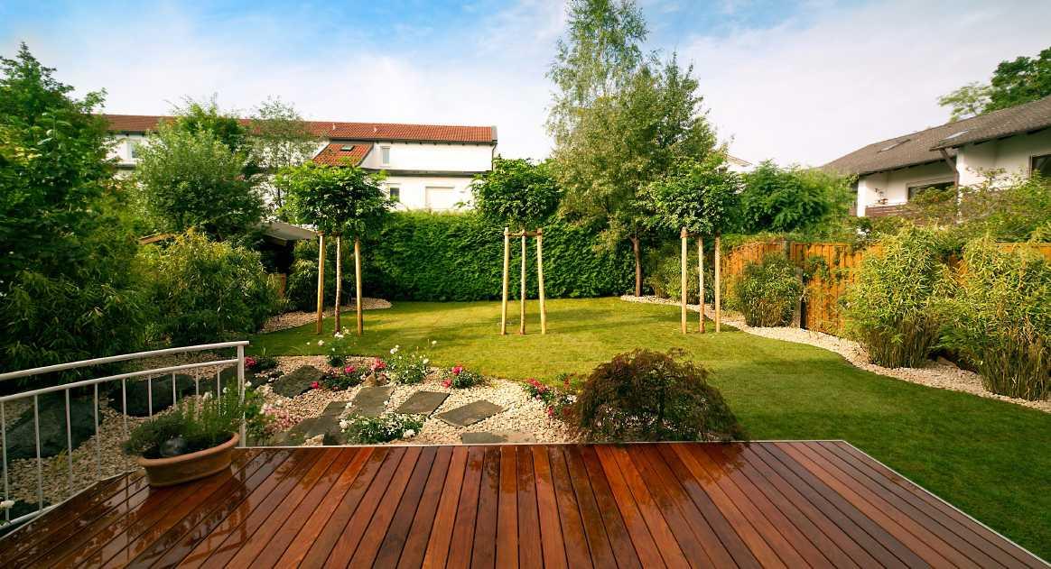 garten neu gestalten bilder vorher nachher – reimplica, Garten und Bauen